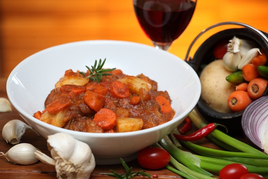 Celtis Lamb Stew